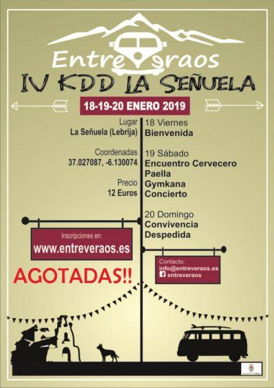 ENTREVERAOS-KDD-2019 - AGOTADAS